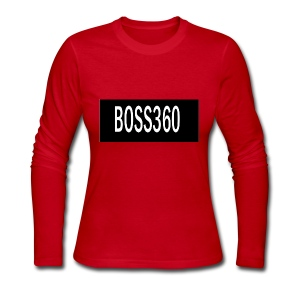 boss titre - Women's Long Sleeve Jersey T-Shirt