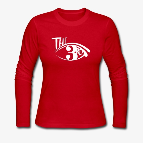 The 3rd Eye By TeamAntho - Women's Long Sleeve Jersey T-Shirt