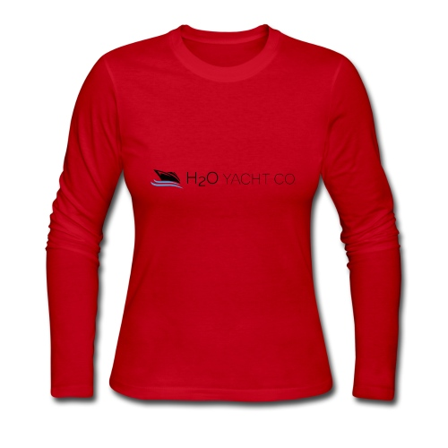 H2O Yacht Co. - Women's Long Sleeve Jersey T-Shirt