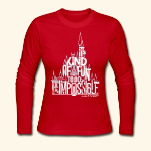 The Impossible - Women's Long Sleeve Jersey T-Shirt