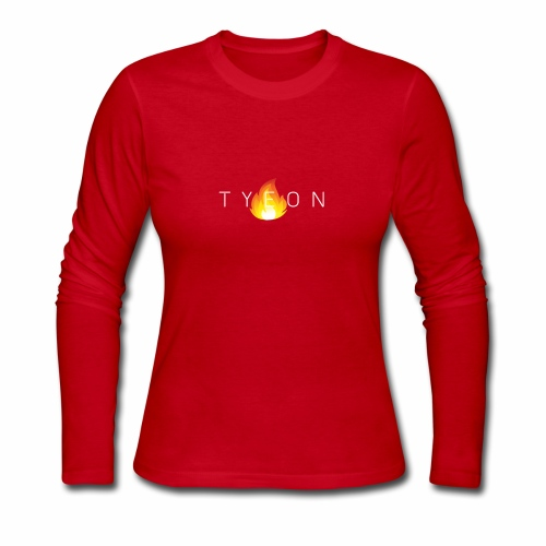 TYEON - Clothing - Women's Long Sleeve Jersey T-Shirt