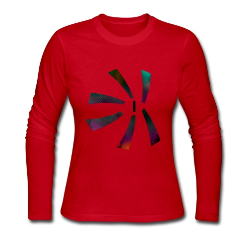 Monster Eye - Women's Long Sleeve Jersey T-Shirt