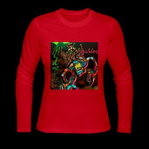 Roatyrant - MechaniKrab - Women's Long Sleeve Jersey T-Shirt