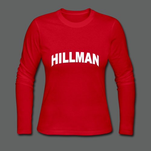 Hillman - Women's Long Sleeve Jersey T-Shirt