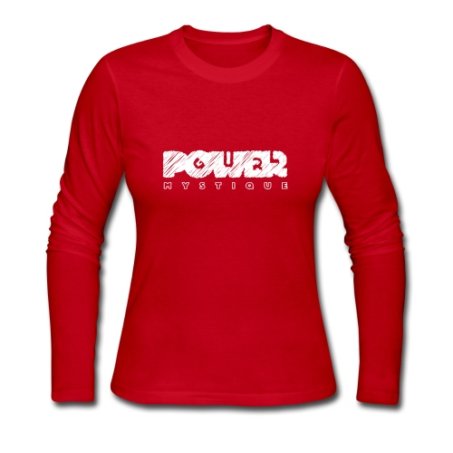 Gurl POWER mystique - Women's Long Sleeve Jersey T-Shirt