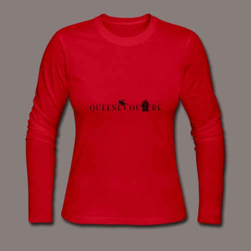 Queene Couture - Women's Long Sleeve Jersey T-Shirt