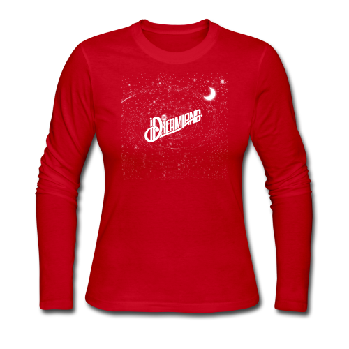 Night Sky - Women's Long Sleeve Jersey T-Shirt