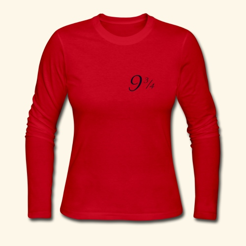 Platform 9 3/4 - Women's Long Sleeve Jersey T-Shirt