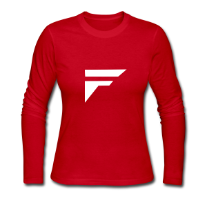 Flaassshh - Women's Long Sleeve Jersey T-Shirt