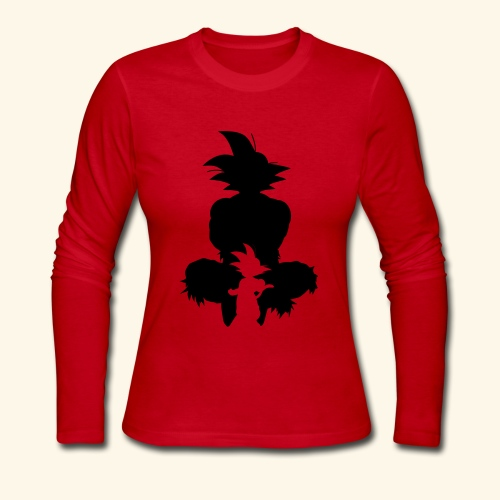 gokuShirt - Women's Long Sleeve Jersey T-Shirt