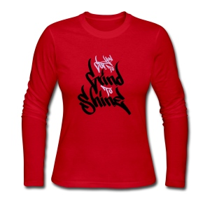 GTS - Women's Long Sleeve Jersey T-Shirt