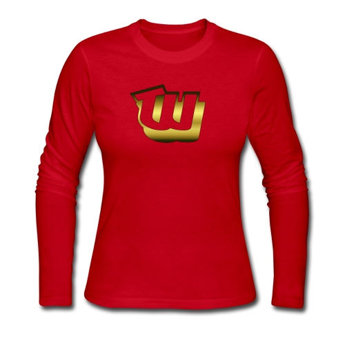 Official W1 Merch Store - Women's Long Sleeve Jersey T-Shirt