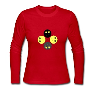 PolyFlection - Women's Long Sleeve Jersey T-Shirt