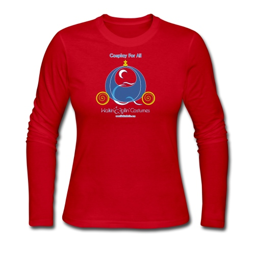 Cosplay For All: Cinderella - Women's Long Sleeve Jersey T-Shirt