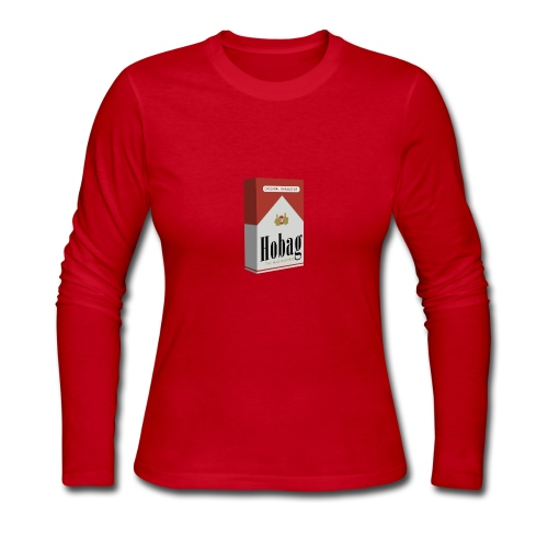 M4RLBORO Hobag Pack - Women's Long Sleeve Jersey T-Shirt