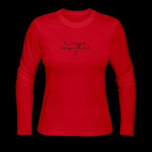 Two-legged disappointment - Women's Long Sleeve Jersey T-Shirt