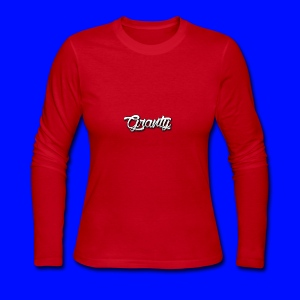 Official Logo of Granty - Women's Long Sleeve Jersey T-Shirt