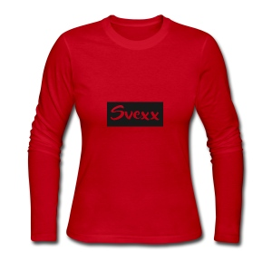 Svexx - Women's Long Sleeve Jersey T-Shirt