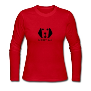 Sheddy Day - Women's Long Sleeve Jersey T-Shirt