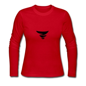 New Uprise Logo - Women's Long Sleeve Jersey T-Shirt