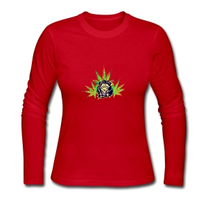 The Prowl - Women's Long Sleeve Jersey T-Shirt
