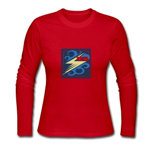 Rimps Logo Flash - Women's Long Sleeve Jersey T-Shirt