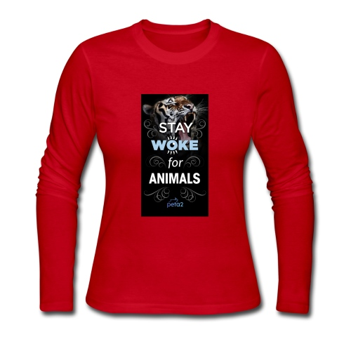 F04FC632 6A0E 4788 BB78 C847974805C0 - Women's Long Sleeve Jersey T-Shirt