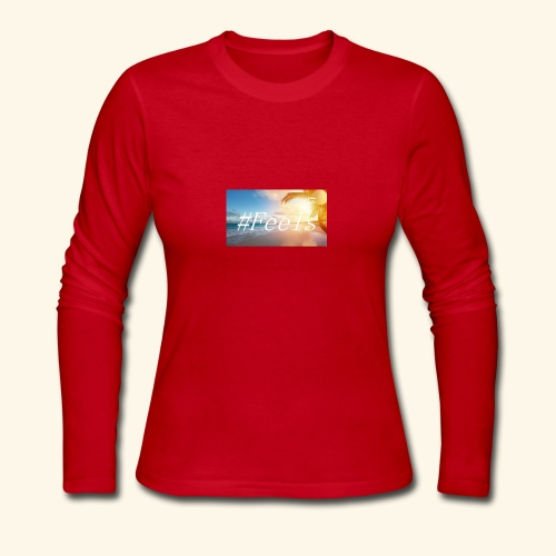Feels - Women's Long Sleeve Jersey T-Shirt