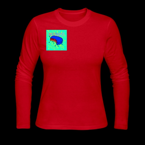 m00npi3 - Women's Long Sleeve Jersey T-Shirt