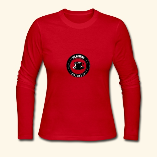The Morning Clothing Co. - Women's Long Sleeve Jersey T-Shirt