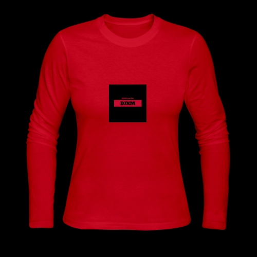 DJXM - Women's Long Sleeve Jersey T-Shirt