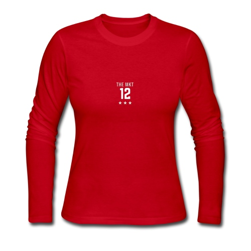 MKT sports logo - Women's Long Sleeve Jersey T-Shirt