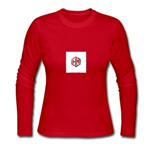 My Cool Stuff - Women's Long Sleeve Jersey T-Shirt