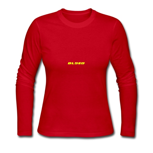 BLSED - Women's Long Sleeve Jersey T-Shirt