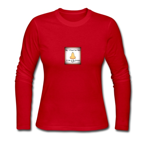 14961 10151190390721314 1830610616 n - Women's Long Sleeve Jersey T-Shirt