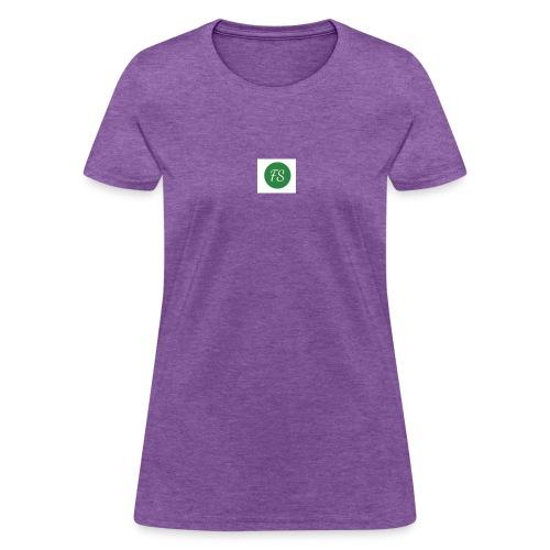 feelstrong logo - Women's T-Shirt