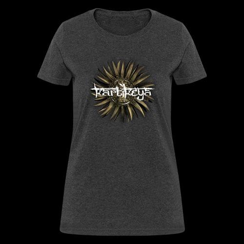 The Golden Blades Logo - Women's T-Shirt