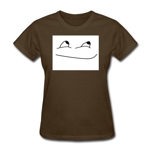 Stupid face - Women's T-Shirt