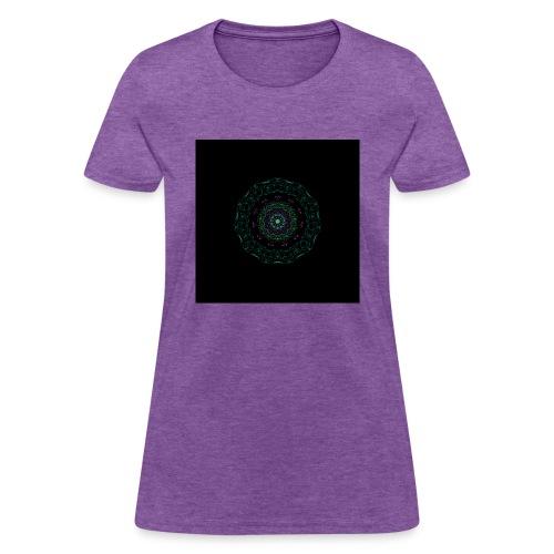 Spring Mandala - Women's T-Shirt