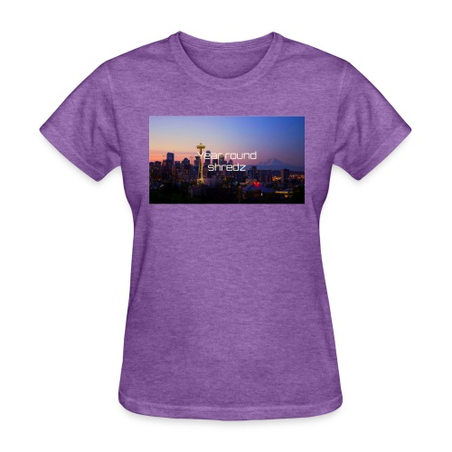 gym hoodie - Women's T-Shirt