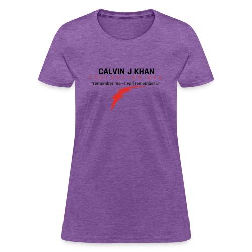 Calvin J Khan Collection usa - Women's T-Shirt