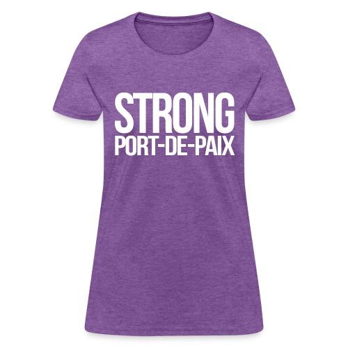 Port-de-paix - Women's T-Shirt