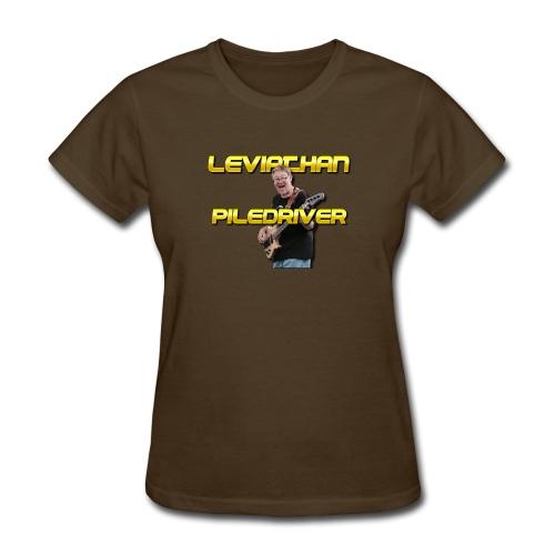 Leviathan Piledriver - Women's T-Shirt