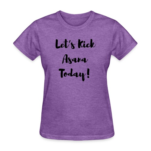 Asana - Women's T-Shirt