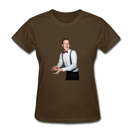 Matt Orange shirt. Christmas presant. - Women's T-Shirt