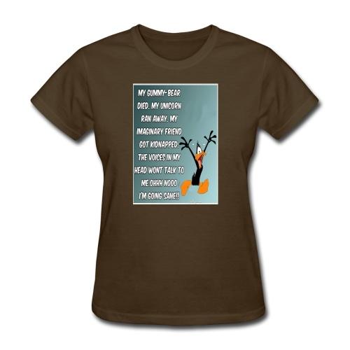 Sane - Women's T-Shirt