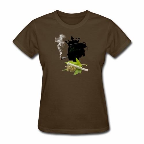 Blunt Queen - Women's T-Shirt