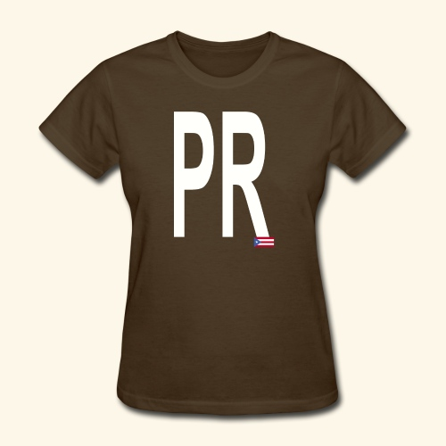PRbyHaryCornier2 - Women's T-Shirt