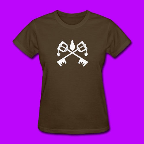 The Keyblades of Fate - Women's T-Shirt
