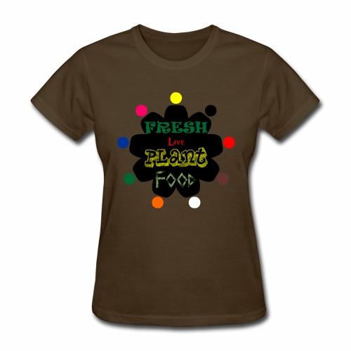 Vegan custom t shirt design - Women's T-Shirt